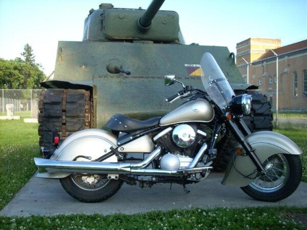 Used 1999 Kawasaki Vulcan