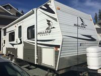2009 travel trailer for sale