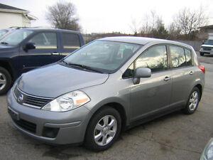 2009 Nissan Versa 1.8 SL FE+