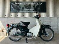 2002 JDM Honda C50 from Japan in beautiful condition