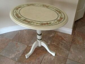 Antique Occasional Drop Leaf Table