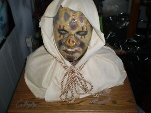 Limited Edition NIX Bust signed by CLIVE BARKER Strathcona County Edmonton Area image 1