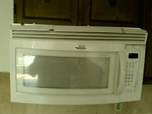 Whirlpool Gold Microwave/ Convection Oven