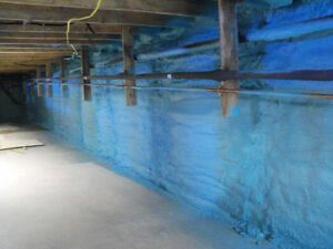 Spray Foam Insulation Kawartha Lakes Peterborough Area image 3