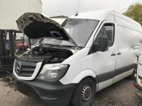 MERCEDES SPRINTER/VITO, VW CRAFTER BREAKING FOR PARTS!!!!PARTS!!!