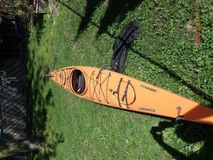 Kayak Necky 14 piu Lookshaw (Réservé sur dépôt)