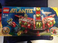 Lego Atlantis 8077 BNIB