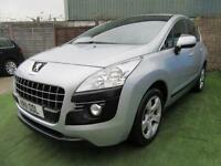 2011 Peugeot 3008 1.6 HDi FAP Sport 5dr