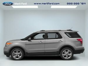 2015 Ford Explorer LIMITED V6 4X4  - Leather Seats