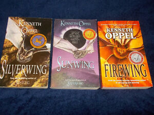 Silverwing Trilogy by Kenneth Oppel