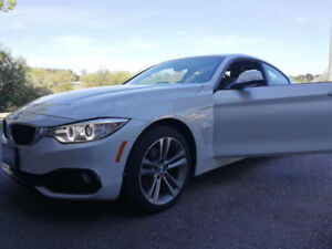 2016 BMW 4-Series 428i with Premium Package Coupe (2 door)