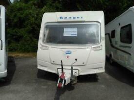 2008 Bailey Ranger 470-4 - 4 Berth Side Dinette Touring Caravans