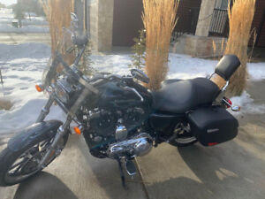 2015 Harley Davidson Sportster 1200 - CHEAPEST ON KIJIJI