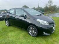 14 TOYOTA YARIS ICON ONLY 51000 MILES 2 OWNERS READY TO DRIVE AWAY