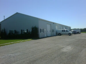 SHOP - OFFICE - STORAGE -SPACE , PORT PERRY