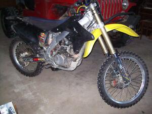 2009 Suzuki RMX 250