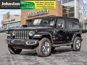 2019 Jeep Wrangler Unlimited Sahara  - Remote Start