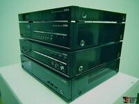 AIWA TX-770 GX-770 BX-770 RC-R77W AUDIO SYSTEMS