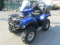 2003 Yamaha Grissly 660
