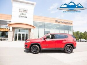 2017 Jeep Compass North  - Low Mileage