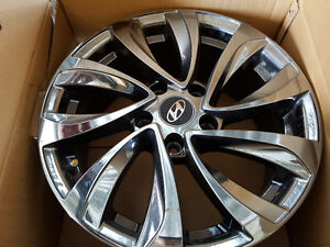 "Used 16"" alloy wheels"