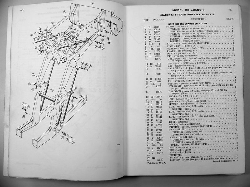 case 580ck backhoe service manual