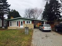 Nice place in Nepean sept-apr (10-15 min ride from Algonquin)