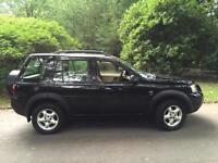 2005 Land Rover Freelander 2.0Td4 AUTOMATIC SE,93k MILES FSH,Leather/Alcantara