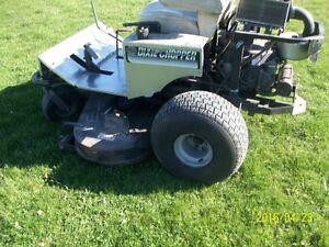 """Dixie Chopper 60"""" zero turn mower"""