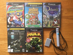 Games & Controller for Nintendo GameCube