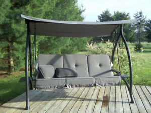 Get Ahead Of Summer 2019 ... 3-Person Porch Swing$460.00