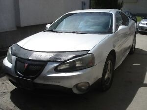 2004 Pontiac Grand Prix GT Sedan,  CLEAN  TITLE !!!