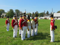 Get into the Action! 100th Regiment of Foot 1815