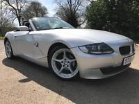 *12 MTHS WARRANTY*ONLY 49K*2008(08)BMW Z4 2.0 M SPORT 6 SPEED CONVERTIBLE*