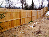 ***WE COMPLETE FENCES, DECKS, RAILINGS. THE BEST DEALS IN TOWN**
