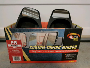 GMC/Chev towing mirrors extentions