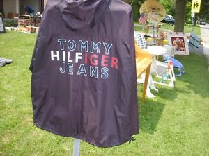 $55 OBO TOMMY HILLFIGER MENS SPRING/FALL JACKET W/HOOD London Ontario image 1