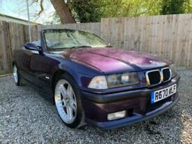 image for BMW M3 3.2 EVO MANUAL CONVERTIBLE E36
