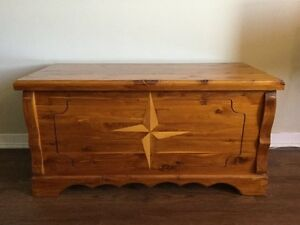 Cedar Chest - Mennonite Furniture - Heirloom Quality
