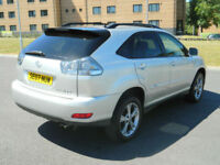 2007 (07) Lexus RX 400h 3.3 ( Navigator ) CVT SE 1 Owner From New+Only 66k FSH