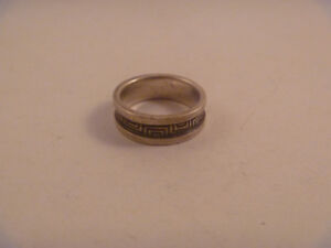 925 Silver Ring Size 7