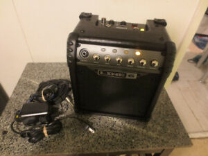 line 6 micro spider ampli portatif lithium rechargeable