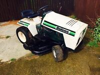 Bolens ride on lawn mower garden tractor sit on lawn tractor