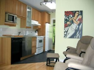 3 1/2 Tout Inclus Plateau Mont Royal (Laurier)