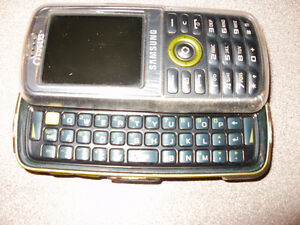 Samsung Slider-phone