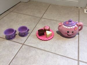Fisher Price Tea Party set