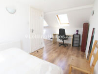 *NW5* SPLIT LEVEL 2/3 bedroom PERIOD CONVERSION 2 BATHROOM SEPARATE KITCHEN DINER TREE LINED ST