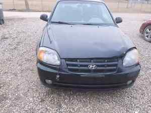 2003 hyundai coupe with low kmss for oy 2500$