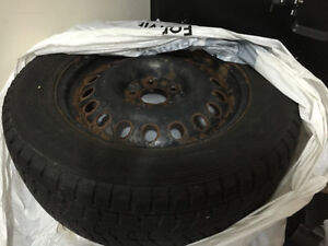 2008 Nissan Rogue Tires.  225/20R17 990 Sedan