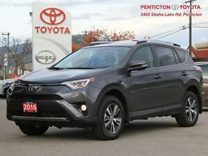 2016 Toyota Rav4 XLE   -Extremely Low Mileage, Heated Seats
